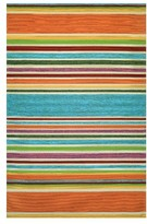 Couristan Sherbet Stripe Indoor/outdoor Rug