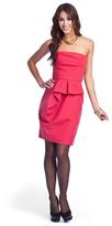 Lela Rose Runaway Heart Dress