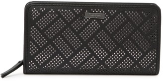 Jessica Simpson Ronette Snap Zippered Wallet