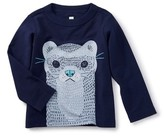 Tea Collection Infant Boy's River Otter Graphic T-Shirt
