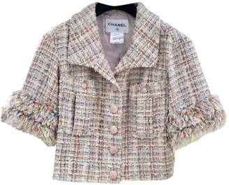 Chanel Multicolour Tweed Jackets