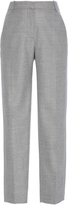 Carven Cropped Straight Leg Pants