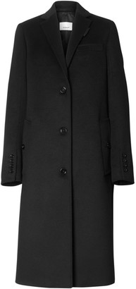 Burberry Bramley Wool & Cashmere Coat