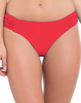 Profile By Gottex Solid Side Tab Swim Bottoms