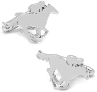 Cufflinks Inc. Race Horse Cuff Links