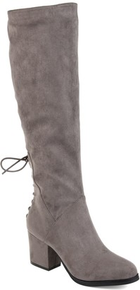 Journee Collection Leeda Women's Knee High Boots
