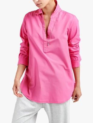 NRBY Chrissie Cotton Poplin Shirt