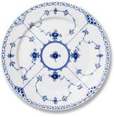 Royal Copenhagen Blue Half Lace Salad Plate - 8.75