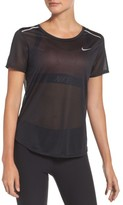 Nike Women's Breathe Running Tee