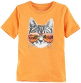 Jumping Beans Boys 4-10 Jumping Beans® Cat in Sunglasses Graphic Tee