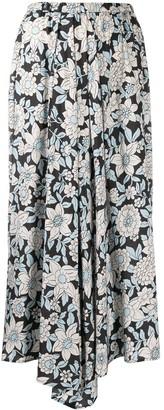 Christian Wijnants Elasticated Waist Skirt