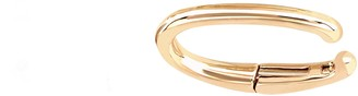 Ef Collection 14ct Yellow Gold Large Ear Cuff (single)