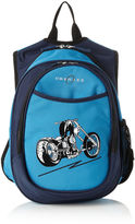 Asstd National Brand Obersee Motorcycle Kids All-In-One Backpack with Integrated Cooler