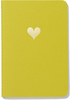 Vitra Soft Cover Pocket Notebook - Heart