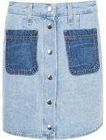 Rag & Bone 'Santa Cruz' mini skirt