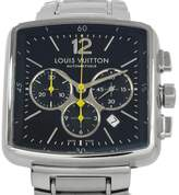 Louis Vuitton Speedy Q212G Stainless Steel Automatic 40mm Mens Watch