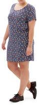 Junarose Ditsy Floral Knit Dress