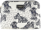 Radley Folk Dog Fabric Medium Pouch Bag