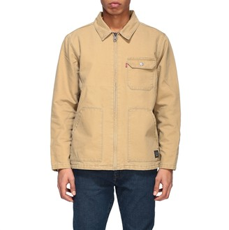 Levi's Jacket With Collar And Zip