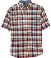 Woolrich Men's Timberline Madras Plaid Shirt