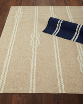 "Knot & Rope Indoor/Outdoor Runner, 2'4"" x 8'"