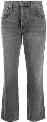 AGOLDE Ripley Dovetail mid-rise jeans