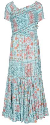 Poupette St Barth Exclusive to Mytheresa Soledad floral midi dress