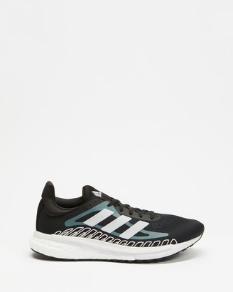 adidas Women's Black Running - SolarGlide ST - Women's - Size 6 at The Iconic