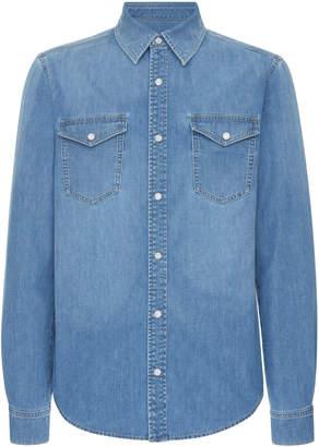 Givenchy Cotton-Chambray Shirt