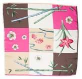 Patek Philippe Silk Floral Scarf