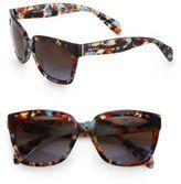 Prada Confetti Square Sunglasses
