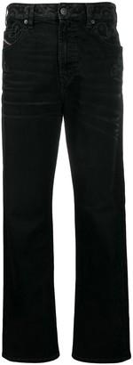 Diesel D-Reggy straight leg jeans