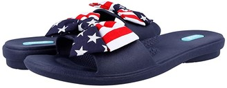 OKA b. Oka-B Indy (Sapphire) Women's Shoes