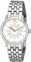 88 Rue du Rhone Women's 87WA140009 Stainless Steel Watch