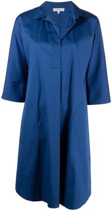 Antonelli Stretch-Cotton Shirt Dress