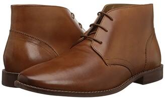 Florsheim Montinaro Chukka Boot (Black Smooth) Men's Boots