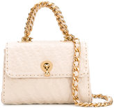Ermanno Scervino chain strap embossed tote - women - Leather - One Size