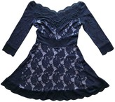 Free People Black Cotton Dresses