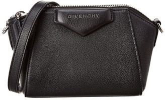 Givenchy Antigona Nano Leather Shoulder Bag