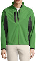 Asstd National Brand Colorblock Jckt Softshell Jacket