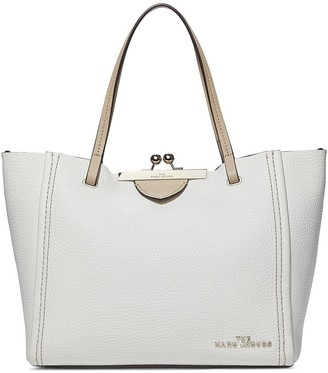 Marc Jacobs Clasp Tote Bag