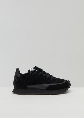 Comme des Garcons Spalwart Velvet Tempo Sneaker