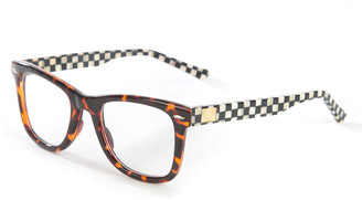 Mackenzie Childs Nina Tortoise Readers, +2.00