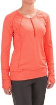 Outdoor Research Playa Zip Neck Shirt - UPF 50+, Long Sleeve (For Women)