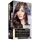 L'Oreal Preference Infinia 6. 21 Opera Cool Iridescent Light Brown 1 pack