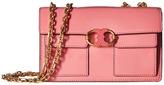 Tory Burch Gemini Link Chain Shoulder Bag Shoulder Handbags