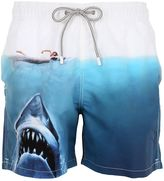 MC2 Saint Barth Barbados Jaws Swim Shorts