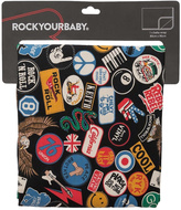 Rock Your Baby Vintage Patches Blanket