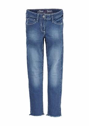 S'Oliver Girls' 66.903.71 1/346 Jeans