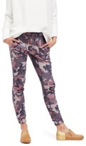 Free People Women's Camo Jogger Pants